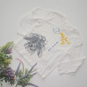 ⏰LAST CHANCE⏰ ZARA Baby Long Sleeve Tee